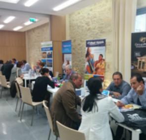 Plus de 80 agents de voyages ont rencontré les OT de la Costa Daurada à Montpellier et Toulouse les 30 et 31 mai 2016 - Photo : DR