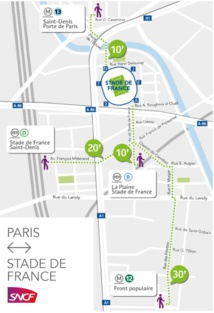 Grève SNCF : les prévisions de trafic pour ce vendredi 10 juin 2016