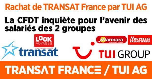 """TUI A.G./Transat France : """"tout laisse à penser que les salariés pâtiront de ce rachat"""""""