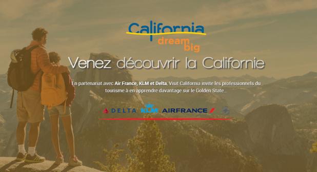 Cela fait 5 ans qu'Air France et Visit California organisent leur Training Day - DR
