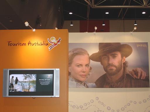 Le tourisme australien s'en remet à Nicole Kidman