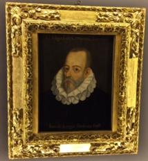 Portrait de Cervantès - DR : J.-P.C.
