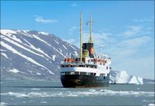 Hurtigruten : offres spéciales agents de voyages