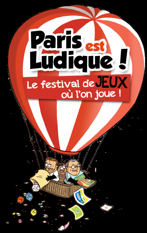Paris est ludique !: 6th edition of festival devoted to board games