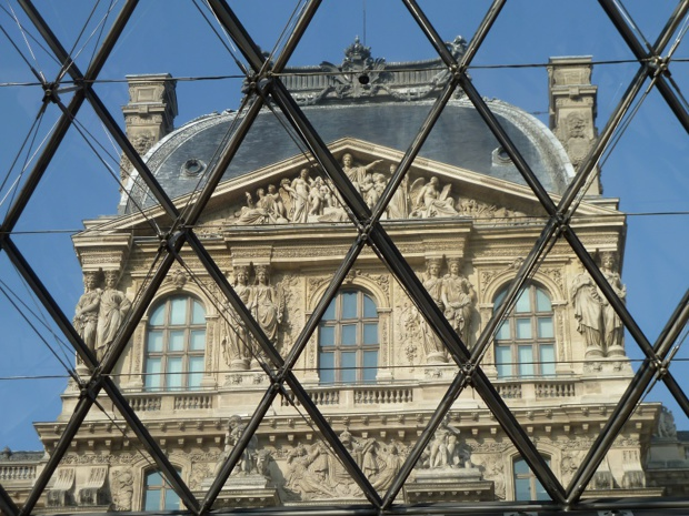 The Louvre museum reopened on Wednesday June 8, 2016 - DR: JDL