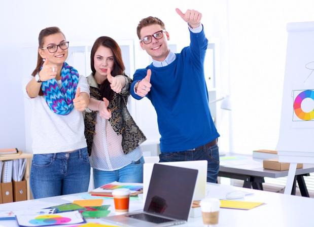 La génération Z (16 à 26 ans) a déjà un rapport différent des autres tranches d'âge avec le travail. Dès le départ, elle s'attend à une procédure de recrutement agile, digitale et mobile © lenets_tan - Fotolia.com
