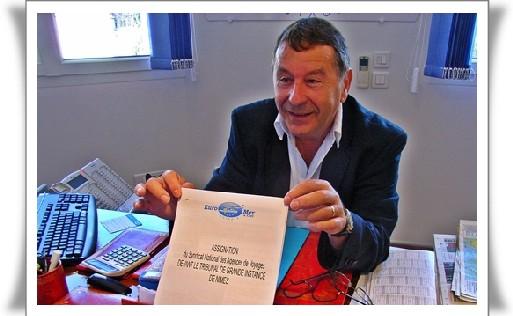 Pour Philippe Sala, le seul responsable est le SNAV, en la personne de sa présidente régionale...