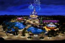 DR : Shanghai Disney Resort
