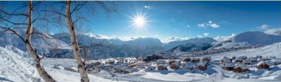 L'Alpe d'Huez veut révolutionner son offre touristique - Photo : Alpe d'Huez