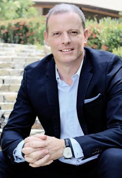 Michael Schmid est le DG du nouveau Park Hyatt Majorque - Photo DR