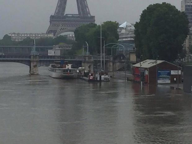 Les entreprises qui ont été touchées par les inondations exceptionnelles fin mai début juin pourront bénéficier d'aides et de mesures d'accompagnement - DR : C. Terrade