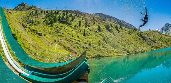 Tignes: free activities all summer long!