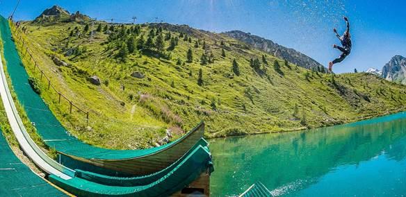 Tignes: free activities all summer long!