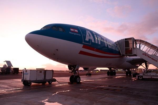 Air Tahiti Nui souhaite maximiser son chiffre d'affaires grâce à des technologies de prévision de la demande, associées à un échange de données en temps réel - DR : Air Tahiti Nui