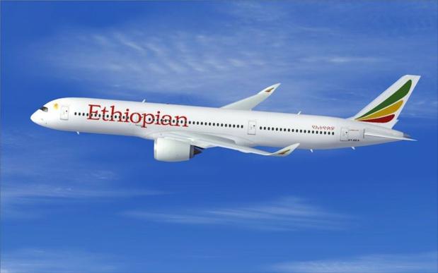 Ethiopian Airlines connait une croissance à deux chiffres sur le marché français. DR Ethiopian Airlines.