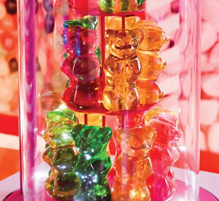 Le Musée du bonbon Haribo compte 4 millions de visiteurs accueillis depuis sa création il y a 20 ans - Photo : Musée du bonbon Haribo