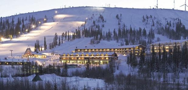 L'offre neige s'enrichit également d'un nouveau club éphémère en Laponie : le Club Jet tours Olos 4* - Photo Jet tours