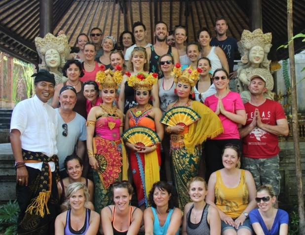 Le premier challenge Very Good Trip organisé par Visiteurs s'est déroulé en Indonésie, où 24 agents de voyages ont pu découvrir la destination de manière ludique et sportive - Photo Visiteurs