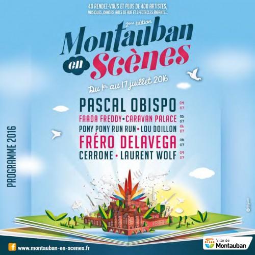Festival : seconde édition de Montauban en scènes