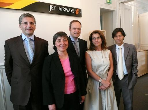 Jet Airways : nouvelles nominations en Europe