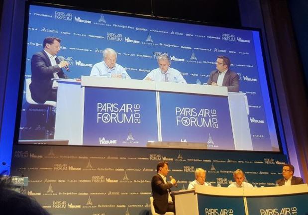 Paris Air Forum. DR Antoine Antoine S-AF 