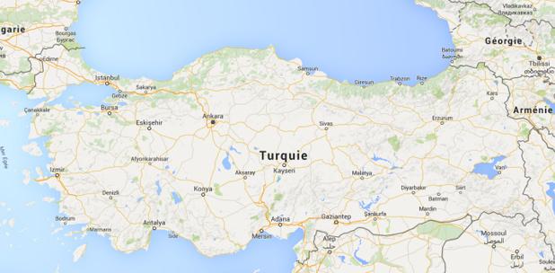 Les attentats dissuadent les voyageurs de se rendre en Turquie - DR : Google Maps
