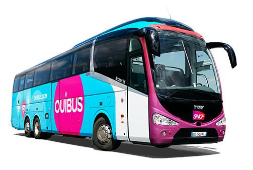 OuiBus élargit son réseau pour l'été 2016 - Photo : OuiBus