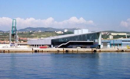 MPCC, la gare de croisières de Marseille