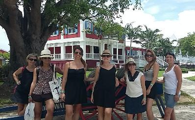 Les 8 agents de voyages obtiennent le statut d'Experts des Bahamas - Photo : Office de Tourisme des Bahamas