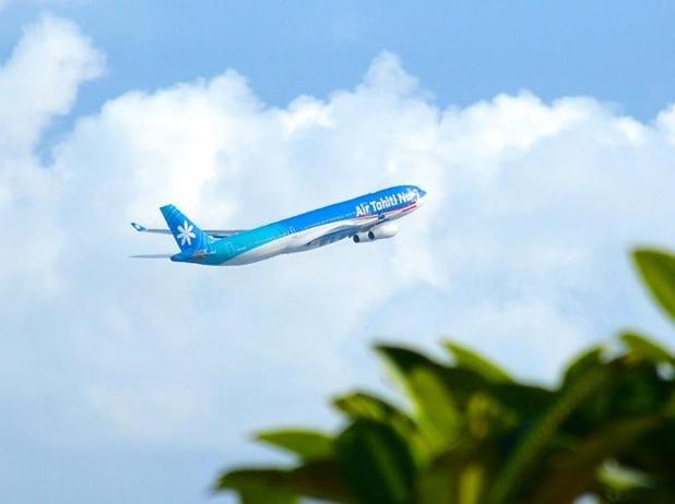 Air Tahiti Nui enregistre une hausse de 3% de l'activité passagers - DR