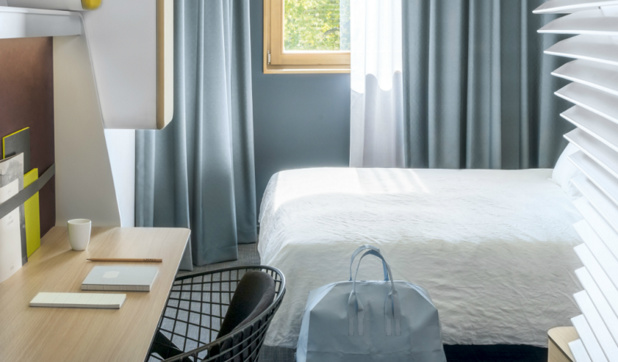 Les chambres Okko Hotels - Photo Okko Hotel