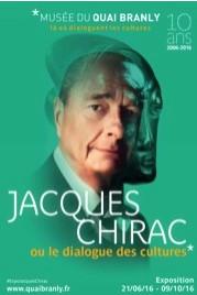 L'exposition Jacques Chirac ou le dialogue des cultures rencontre beaucoup de succès depuis son lancement le 21 juin 2016 - DR : musée du Quai Branly