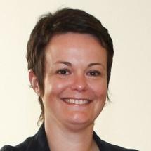 Christelle Gasnier de l'OPCA Transports et Services DR