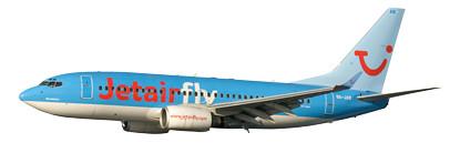 Jetairfly va reprendre ses vols vers Charm El-Cheik en Egypte - Photo : Jetairfly