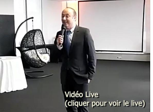 """""""Selectour Afat est une belle machine, une très belle machine et nous allons en faire une machine de guerre..."""" /capture vidéo"""
