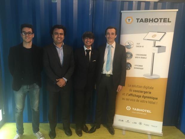 Fabrice Goussin, CEO de Tabhotel