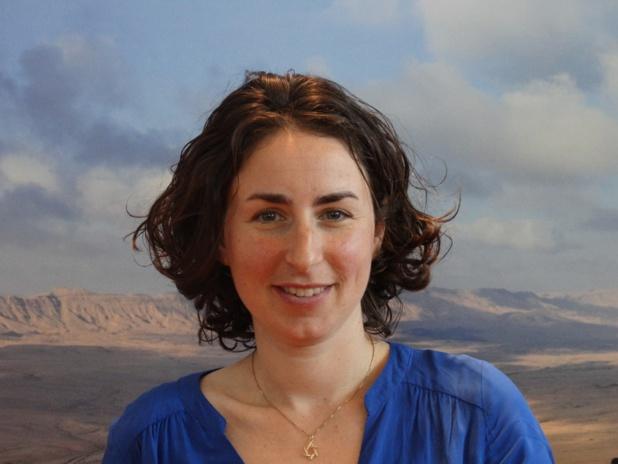 Efrat Groman repartira en Israël début août, au ministère du tourisme israélien - DR