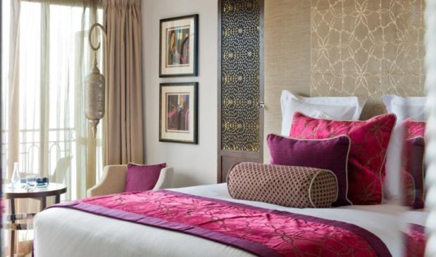 Chambre vue mer-Miramar Beach Hotel & Spa
