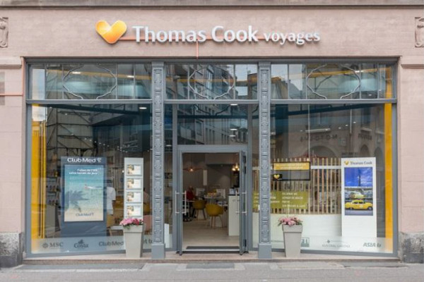 Thomas Cook continue de déployer son nouveau concept d'agences de voyages en France - Photo : Thomas Cook