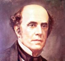 Portrait de Thomas Cook - DR Thomas Cook Group