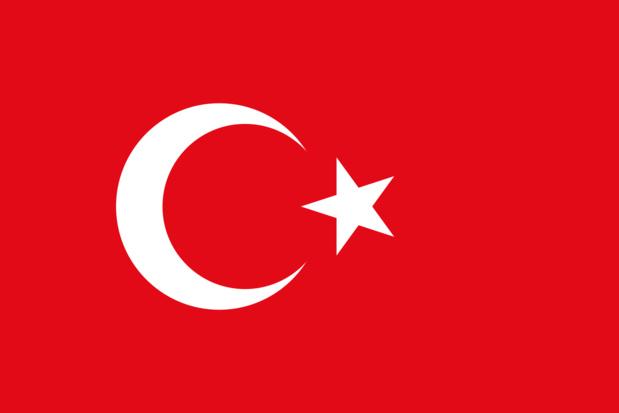 Drapeau de la Turquie - DR