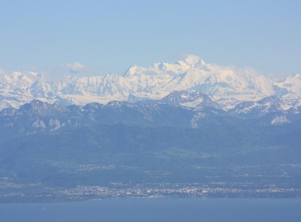 Il est possible de partir en croisière sur le lac, un voyage splendide vers les rivages cossus de Lausanne, Montreux ou Vevey - DR : Jamcib, Wikimedia