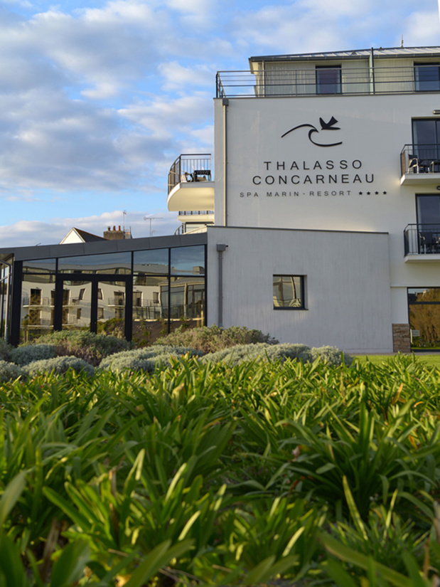 Thalasso de Concarneau