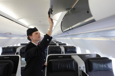 Les hôtesses de l'air et les stewards de British Airways doivent se prononcer pour ou contre l'organisation d'une grève - Photo : British Airways