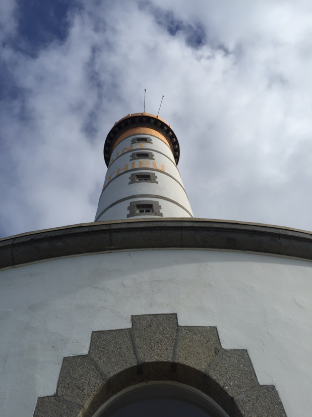 Phare de la pointe Saint-Mathieu (photo SHD)