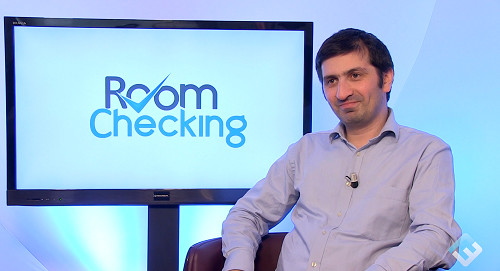Jonathan Weizman, CEO de Roomchecking (c) Frenchweb