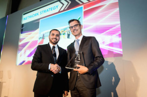 "Emirates reçoit le prix ""Network Strategy"" aux Airline Strategy Awards"
