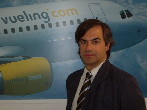 Vueling : José Luis Quirós nommé Chief Operating Officer