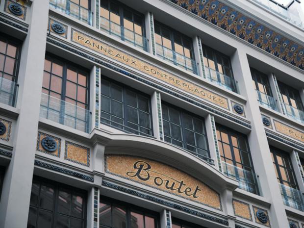 Hôtel Paris Bastille Boutet © DR