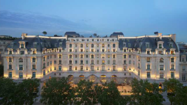 L'hôtel Peninsula Paris a reçu la distinction Palace - DR